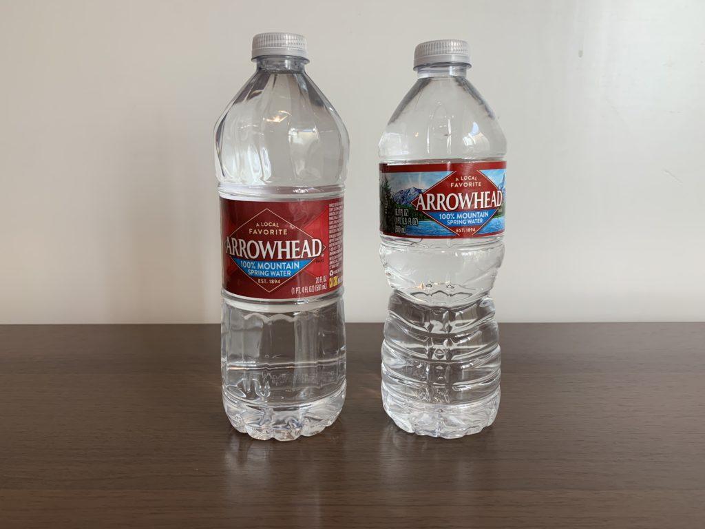 Arrowhead Water Test