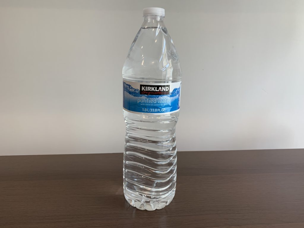 Kirkland Signature Water Test