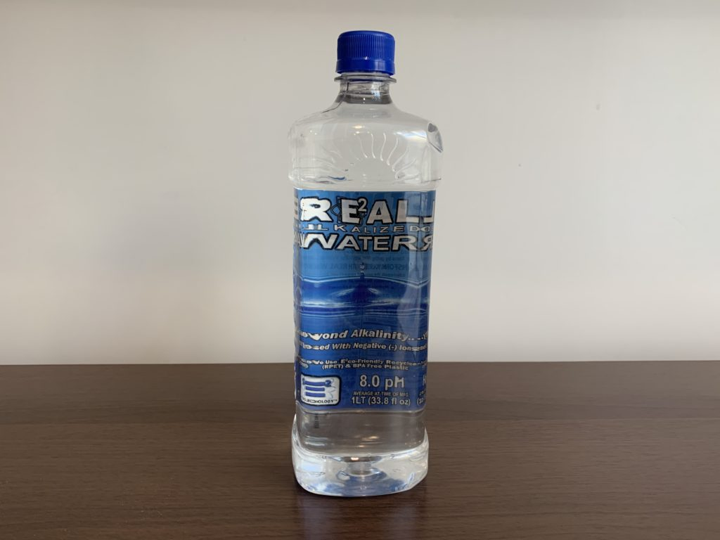 Real Water Test