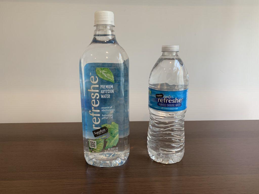 Refreshe Premium Artesian Water Test