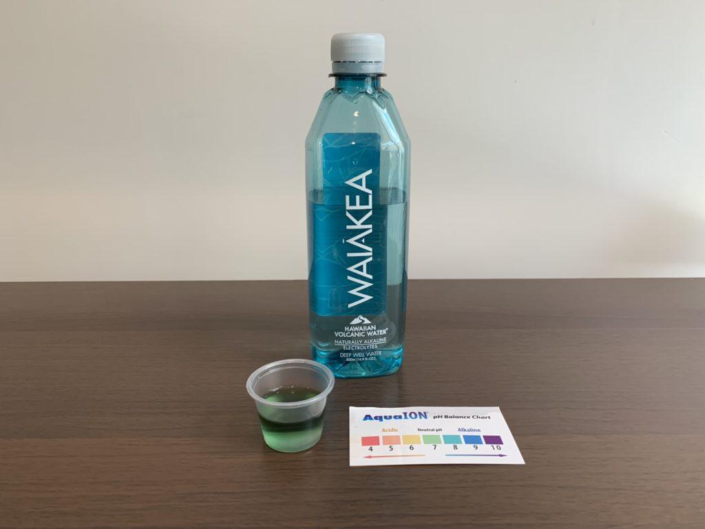 Waiakea Water Test Results