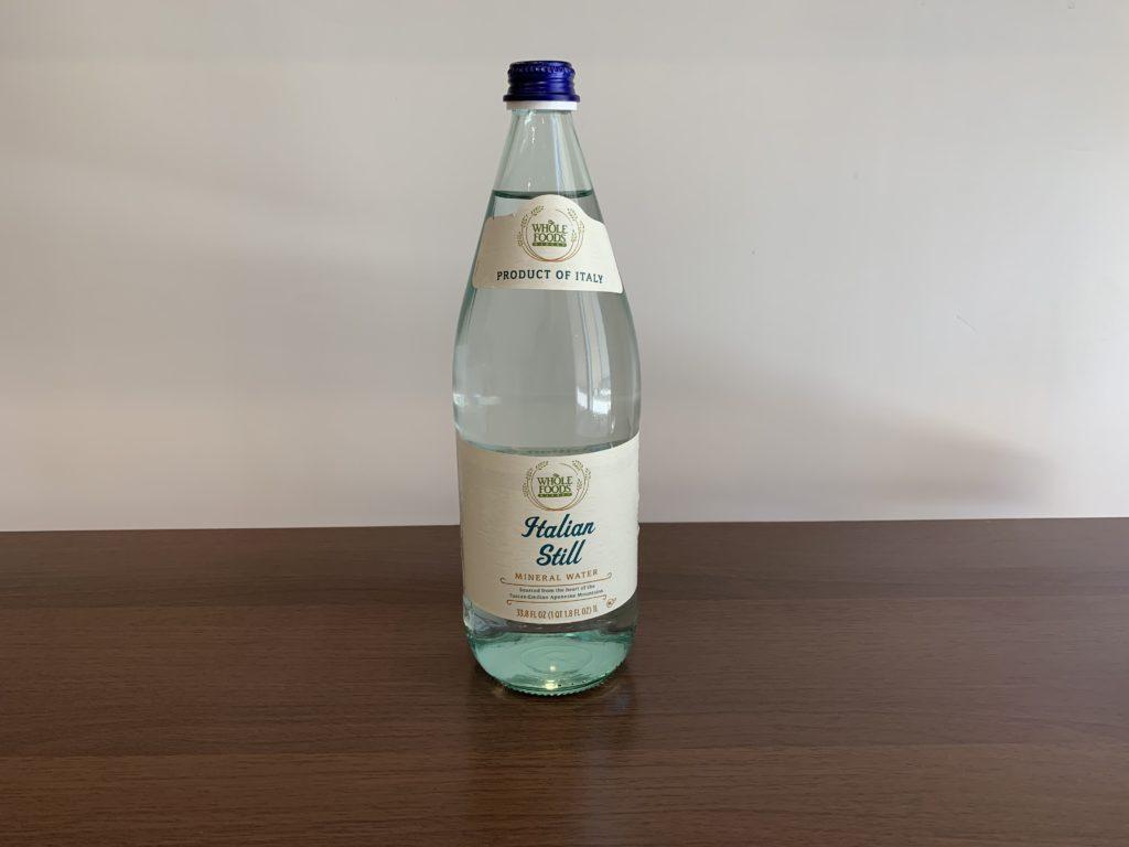 Italian Still Water Test