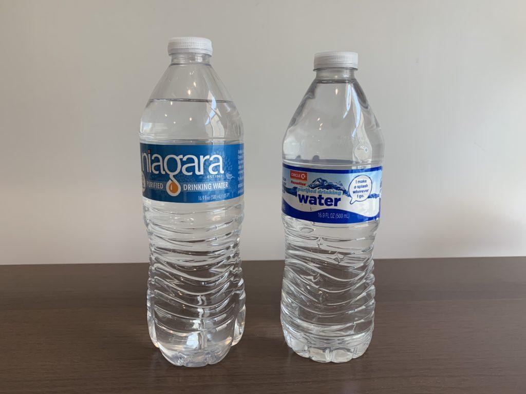 Niagara Water Test