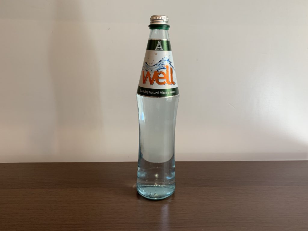Ararat Well Sparkling Water Test
