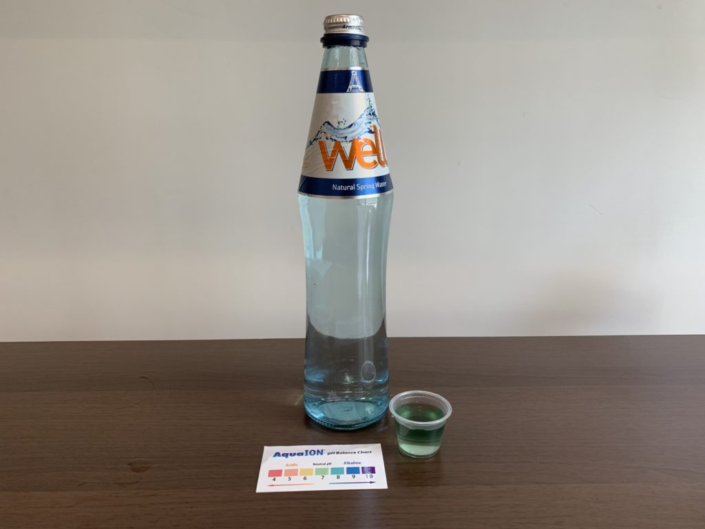 Ararat Well Spring Water Test Results