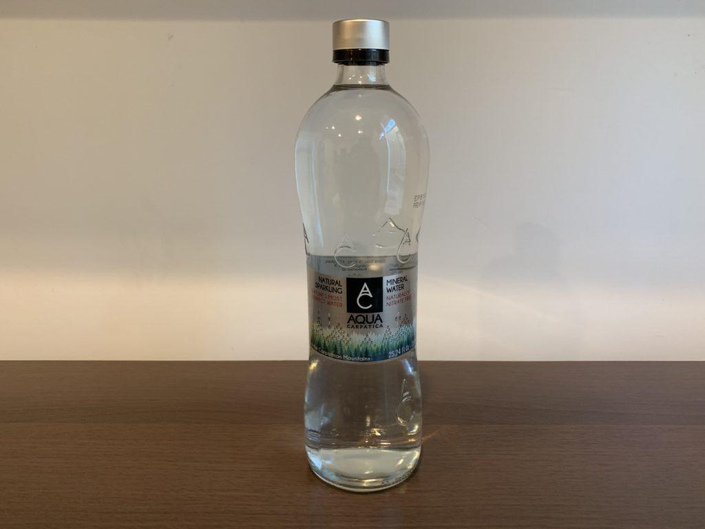 Aqua Carpatica Sparkling Water  Test