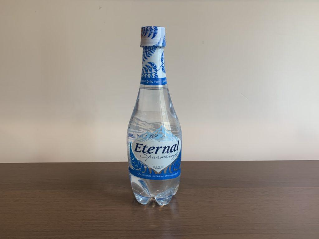 Eternal Sparkling Water Test