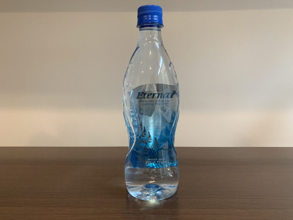 Eternal Spring Water Test