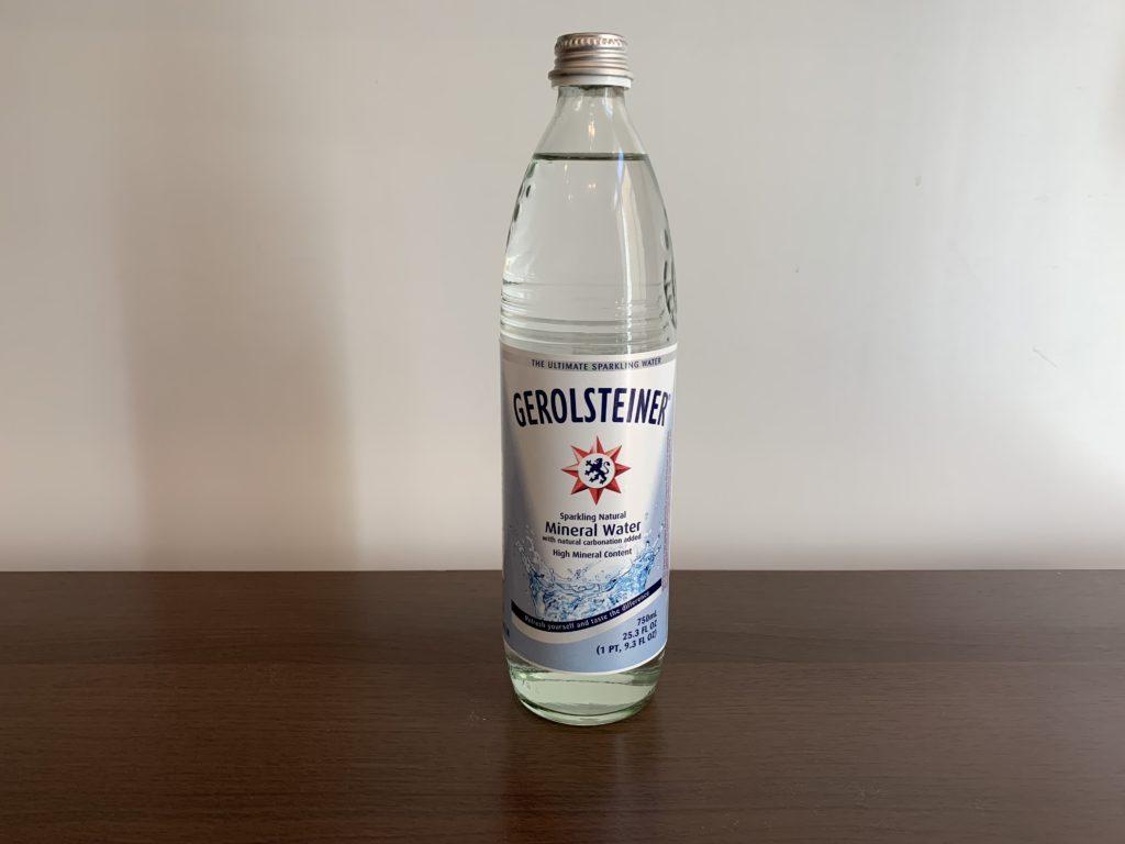 Gerolsteiner Water Test
