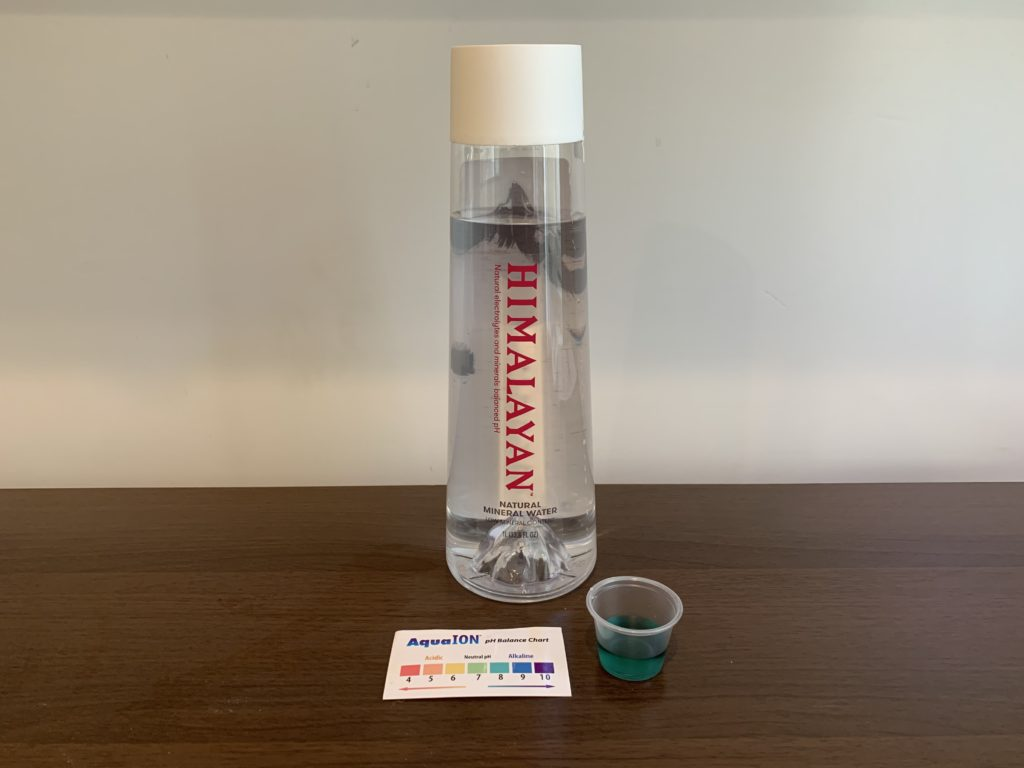 Himalayan Water Test Results