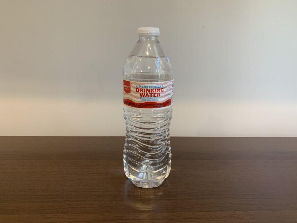 Market Pantry Water Test
