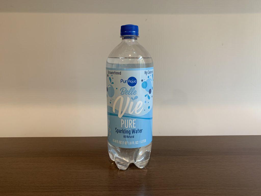 PurAqua Belle Vie Sparkling Water Test