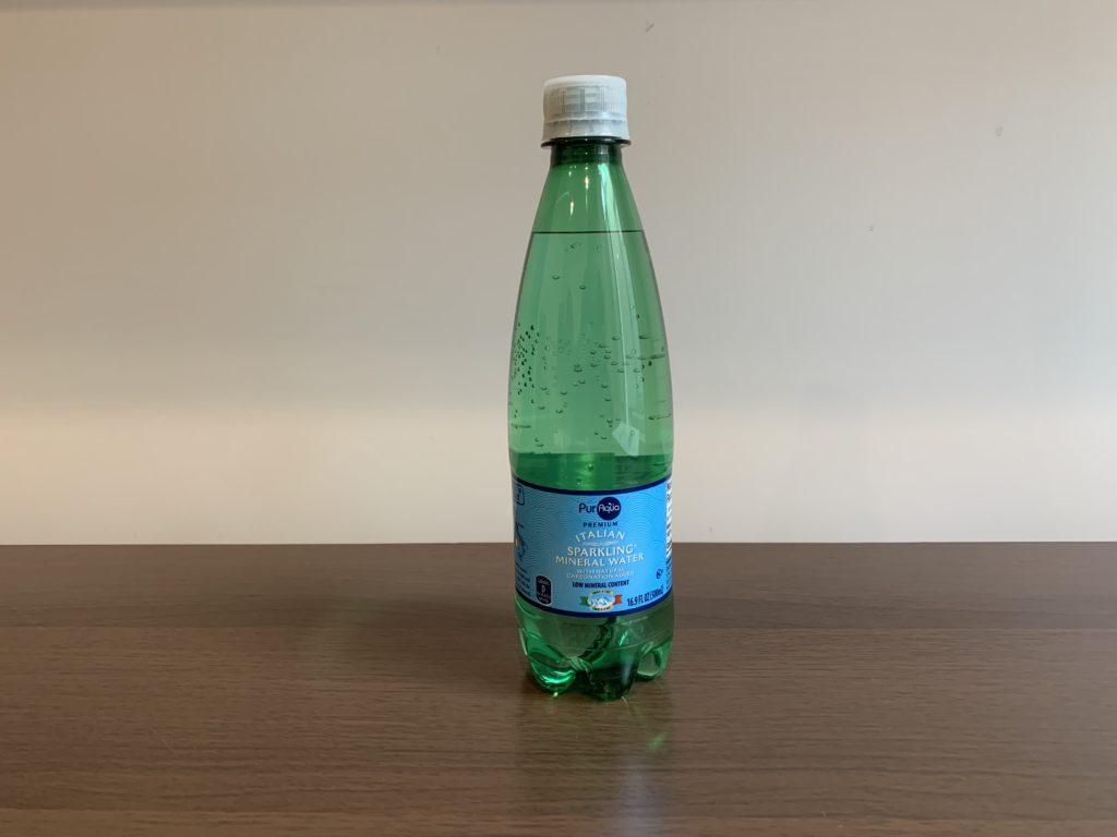 PurAqua Italian Sparkling Mineral Water Test