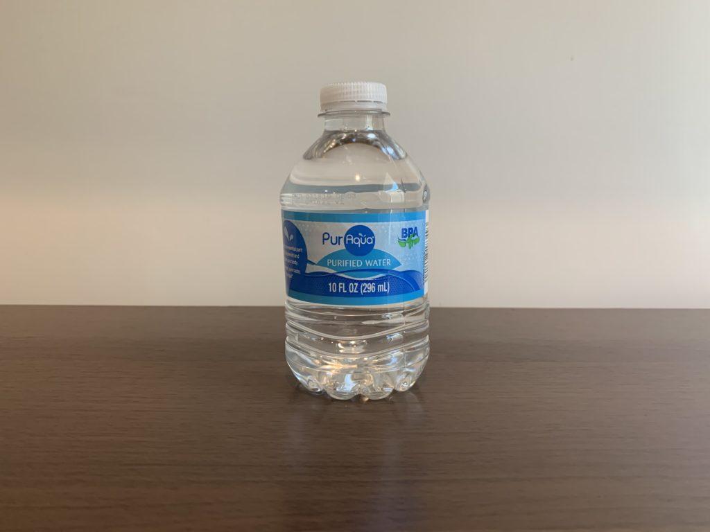 PurAqua Purified Water Test