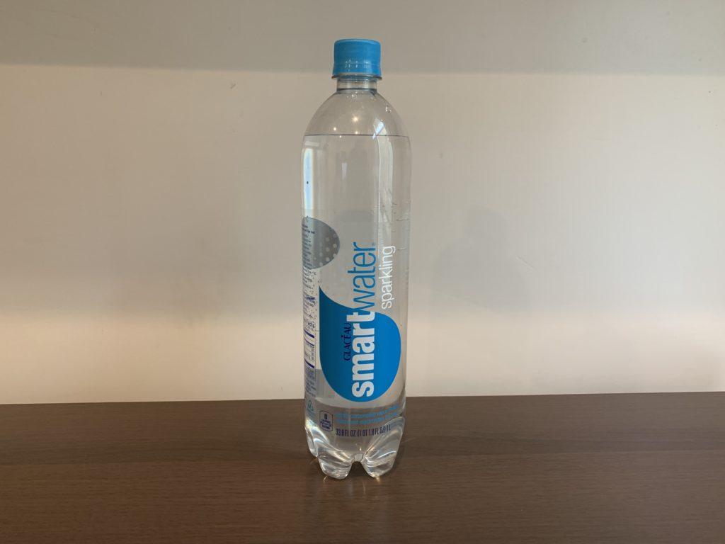 SmartWater Sparkling Water Test