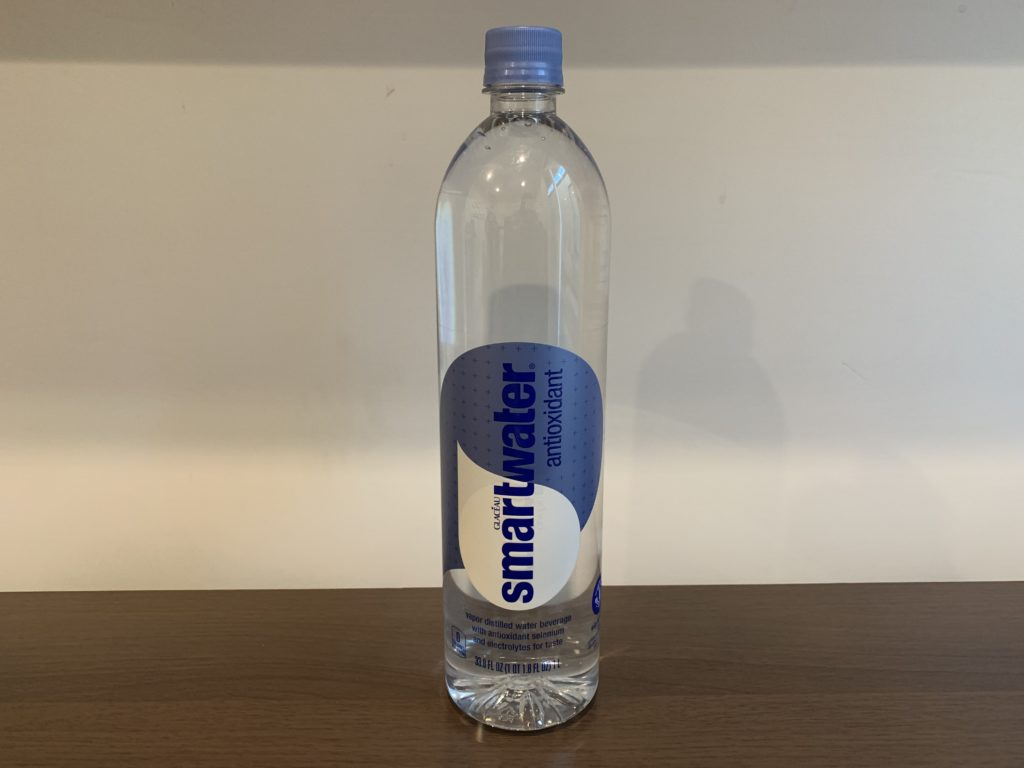SmartWater Antioxidant Water Test