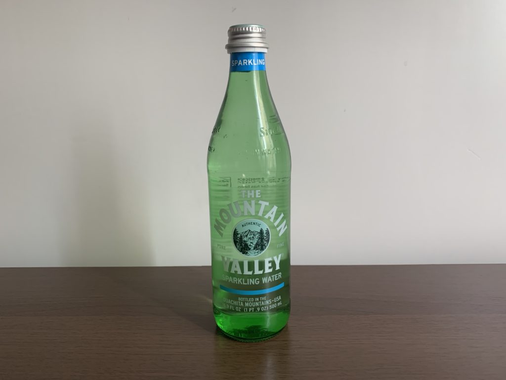 The Mountain Valley Sparkling Water Test