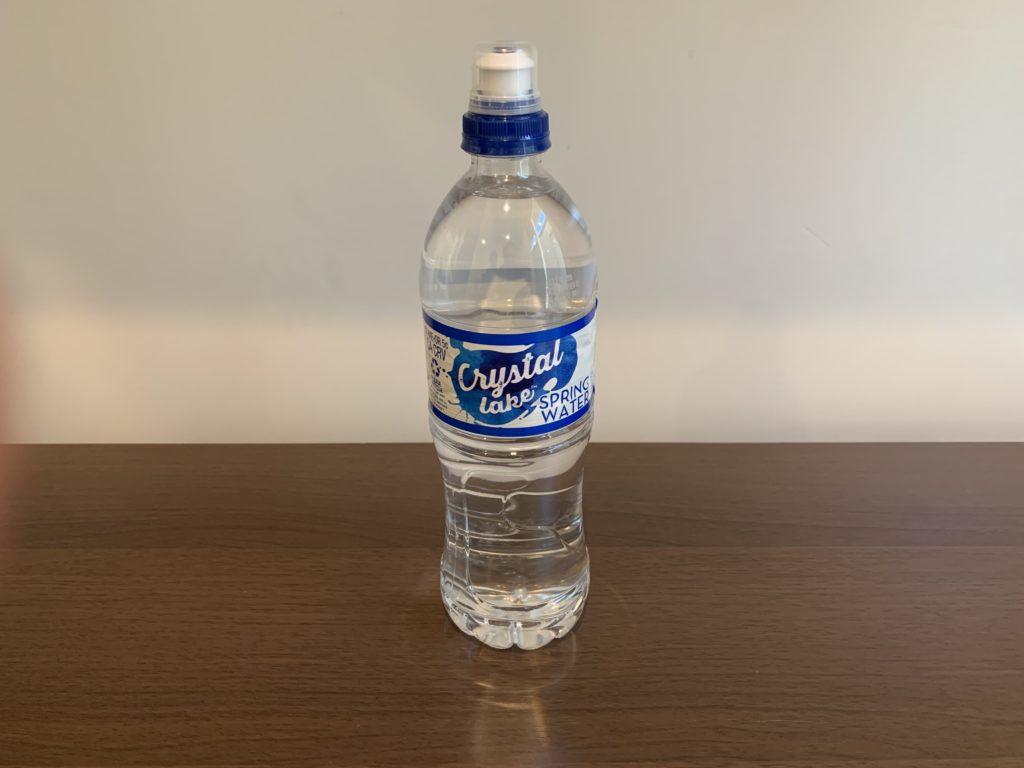 Crystal Lake Spring Water Test