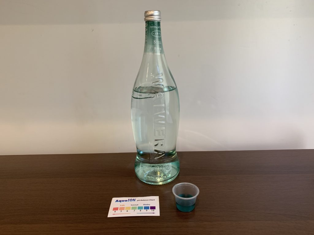 Waiwera Water Test Results