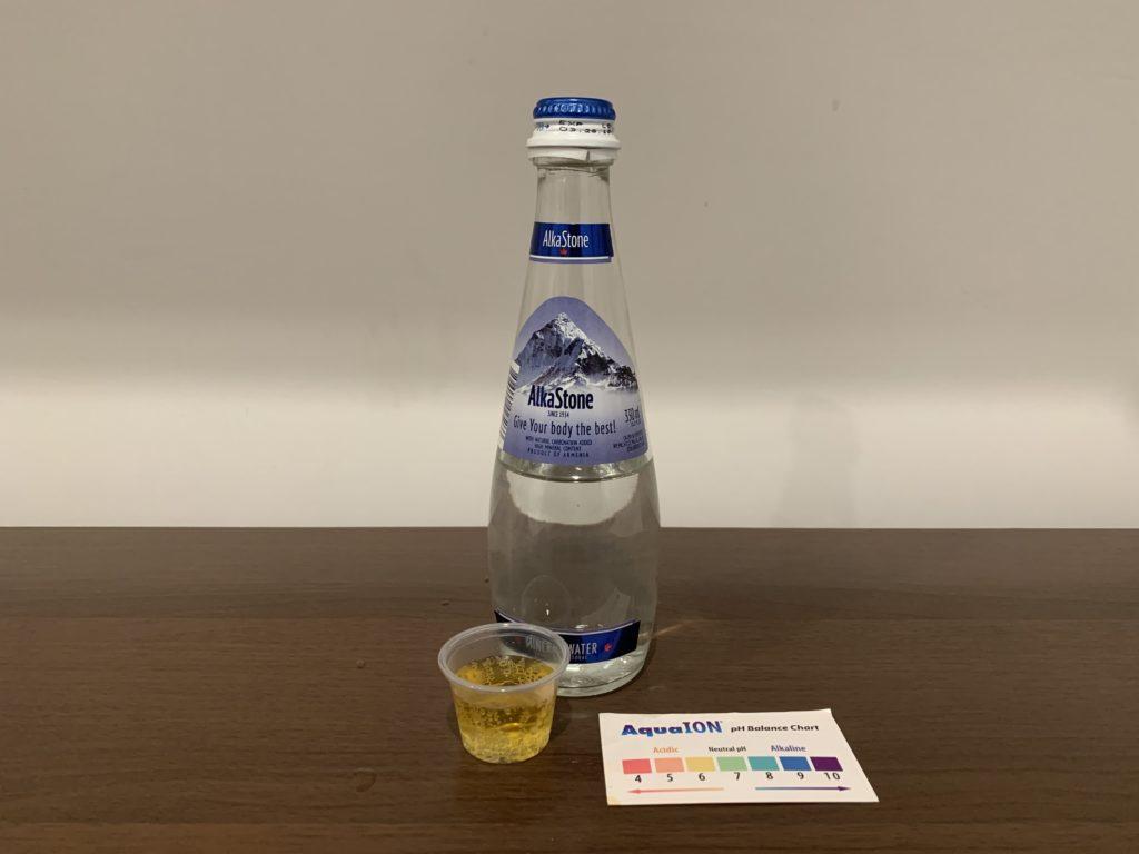 AlkaStone Water Test Results