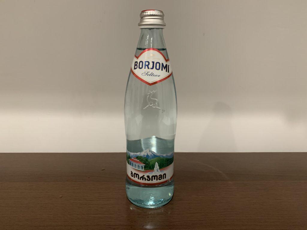 Borjomi Water Test