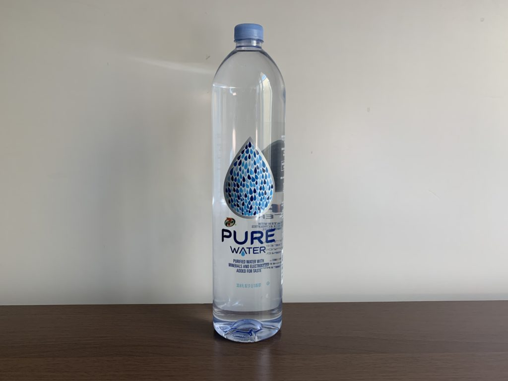 Select 7 Pure Water Test