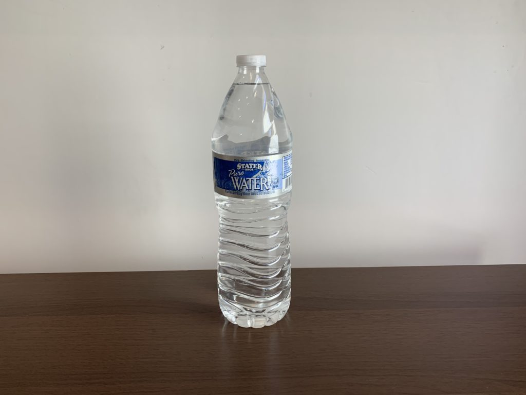 Stater Bros Pure Water Test