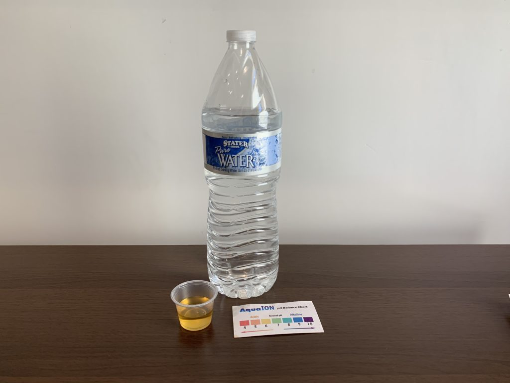 Stater Bros Pure Water Test Results