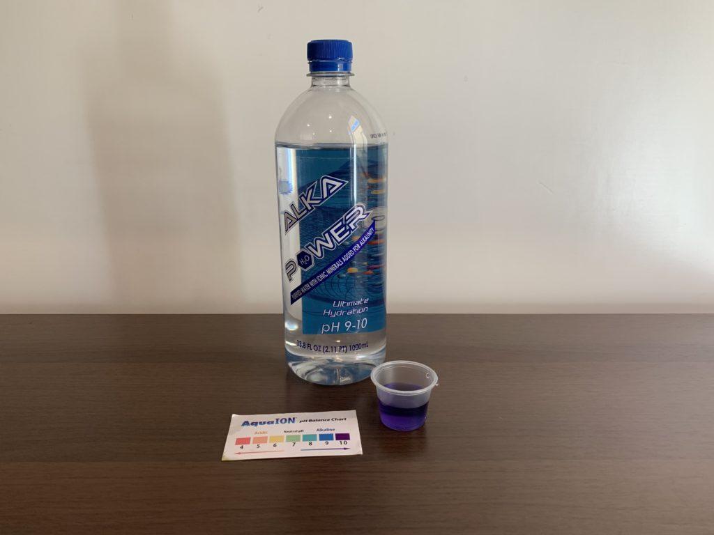 AlkaPower Water Test Results
