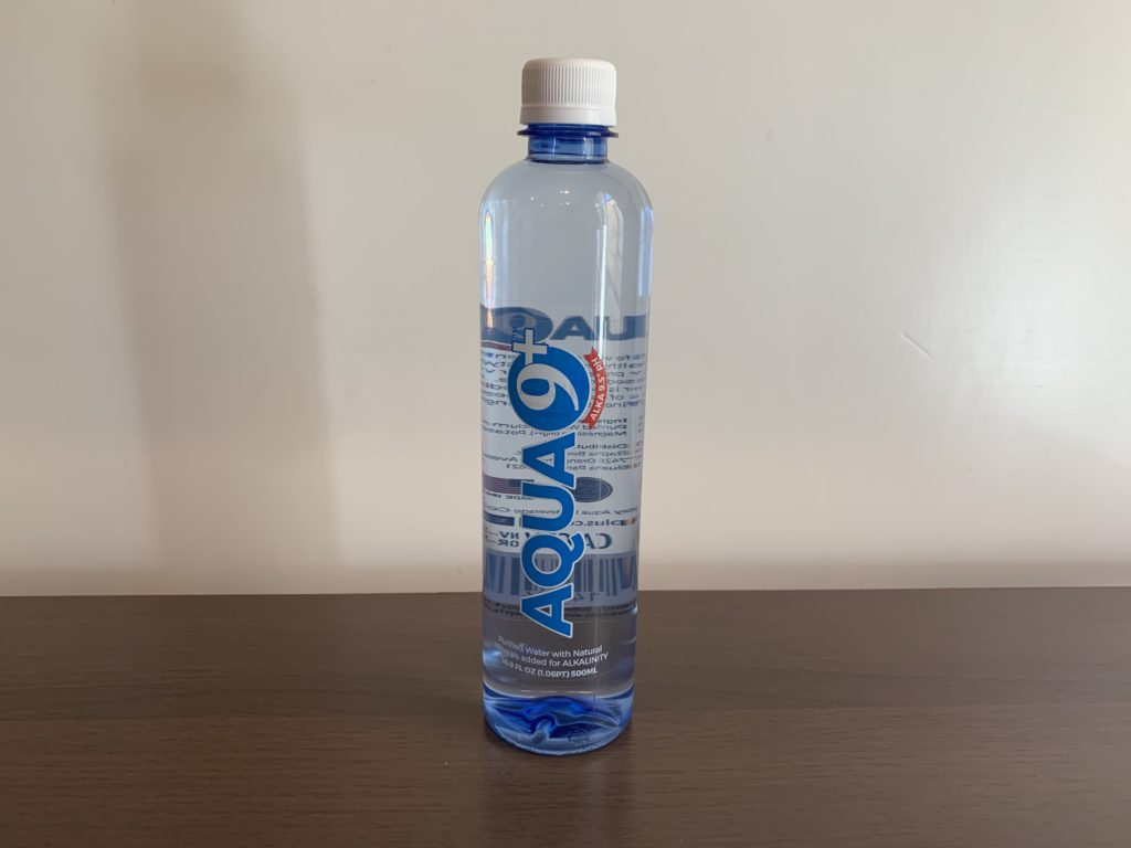 Aqua 9 Water Test