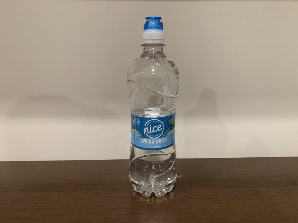 Nice Premium Spring Water Test