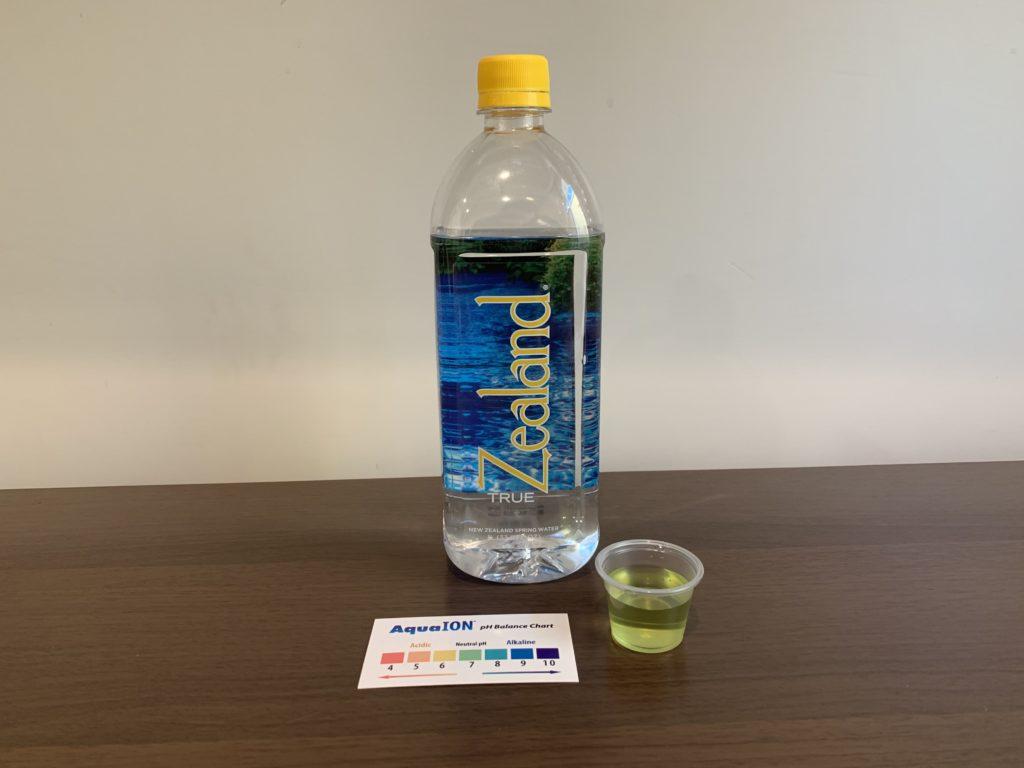 True Zealand Water Test Results