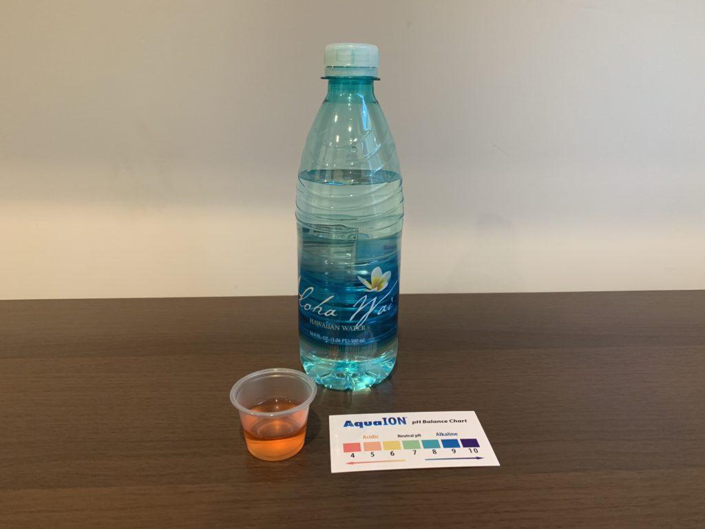 Aloha Wai Water Test Results