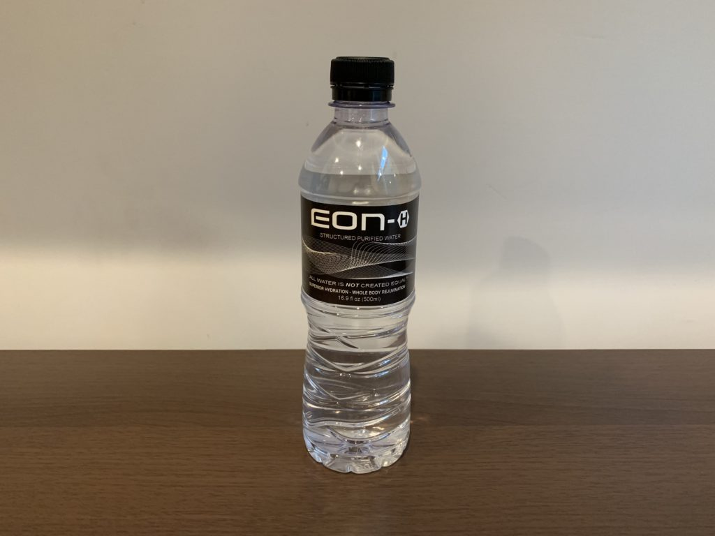 EON - H Water Test