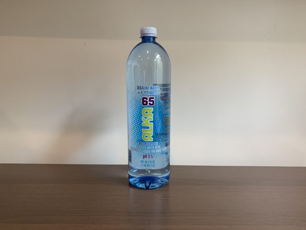 Alka65 Water Test