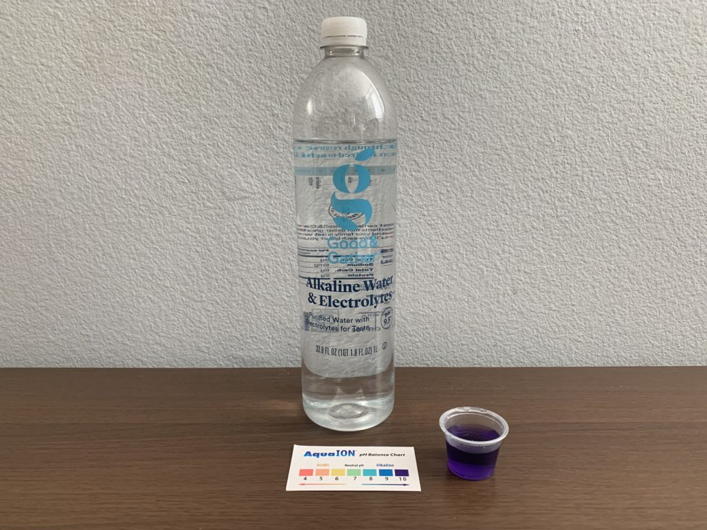 Good and Gather Water Test Results