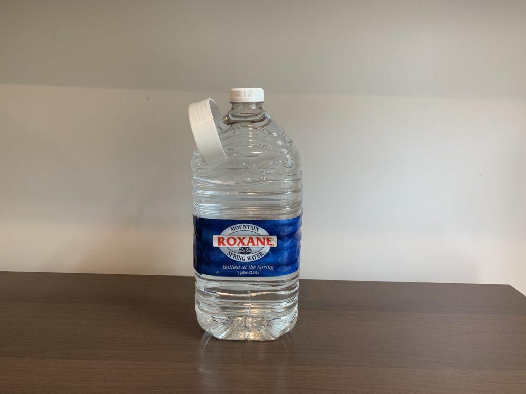 Mountain Roxane Water Test