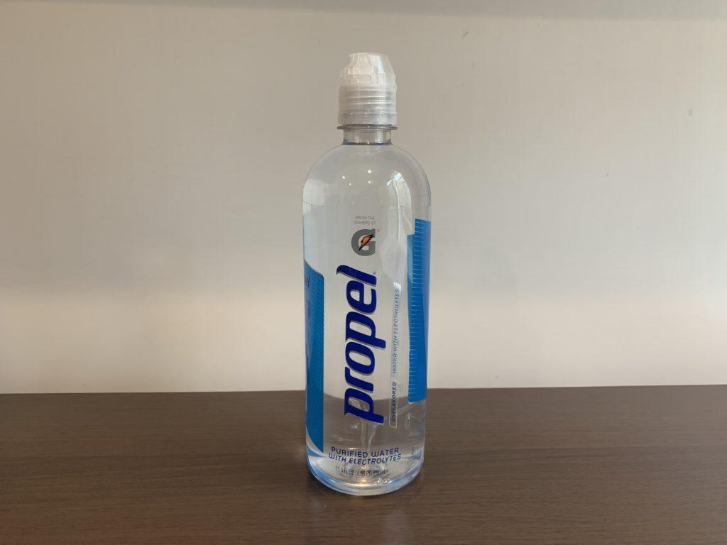 Propel Water Test