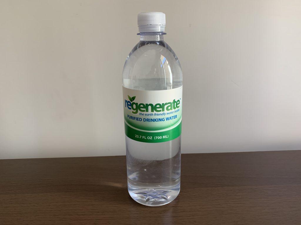 Regenerate Water Test
