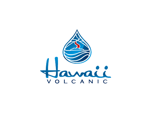 Hawaii Volcanic Logo