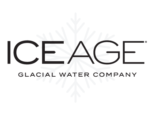 Ice Age Glacial Logo