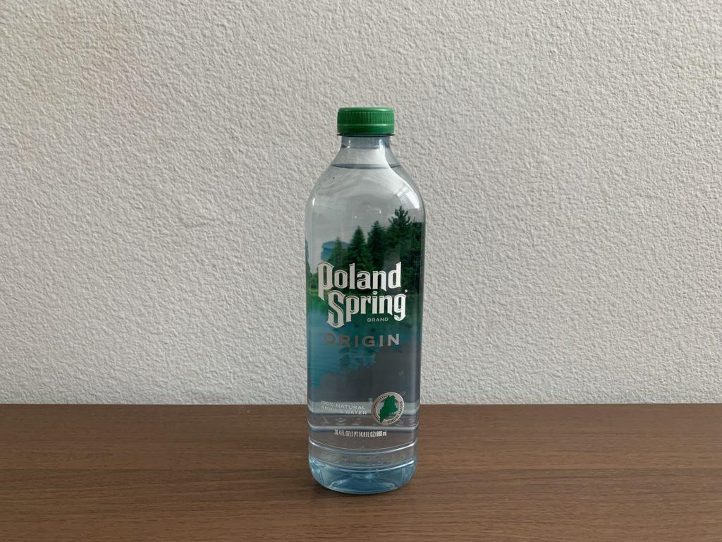Poland Spring Origin Water Test