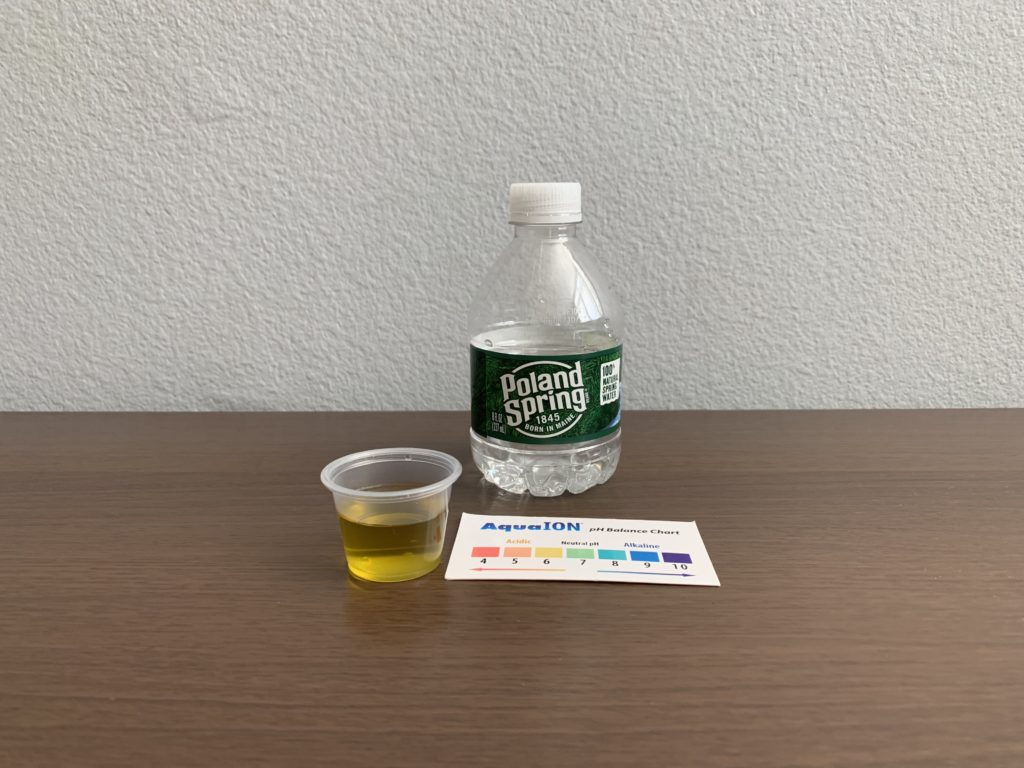 Poland Spring Water Test Results