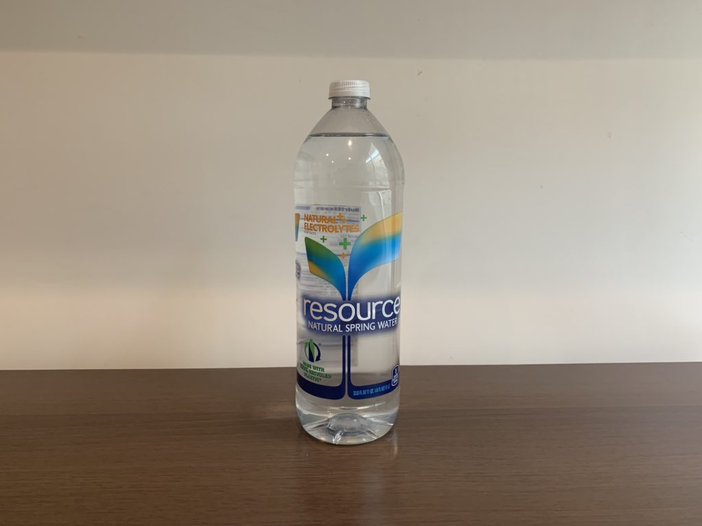 Resource Water Test