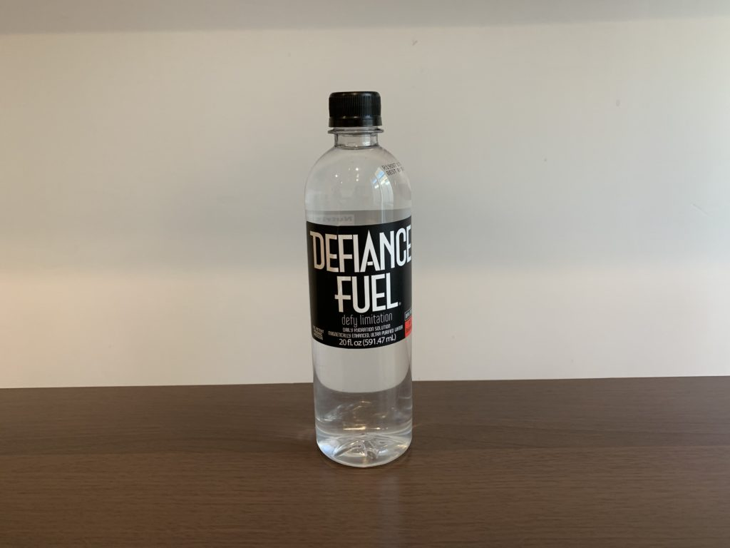Defiance Fuel Water Test
