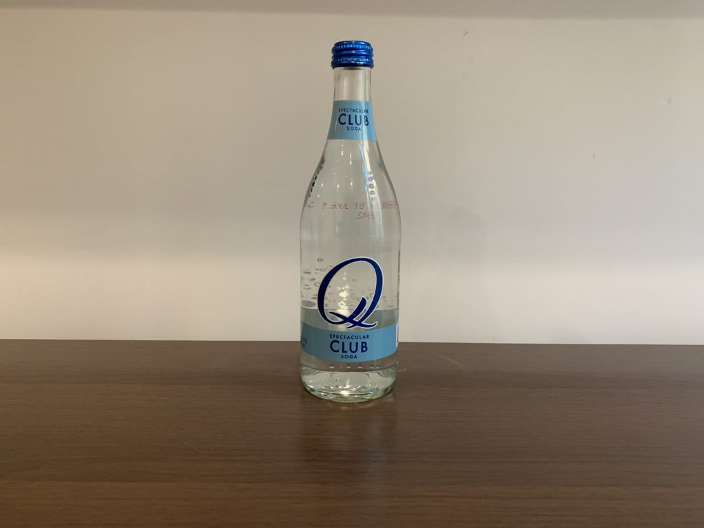 Q Club Soda Water Test