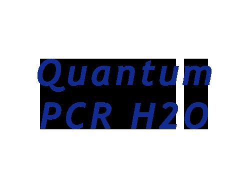 Quantum PCR H2O logo