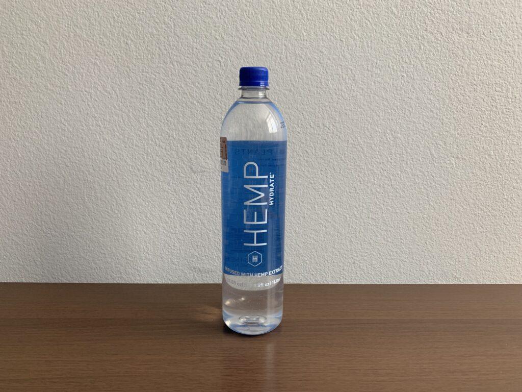 Hemp Hydrate Water Test