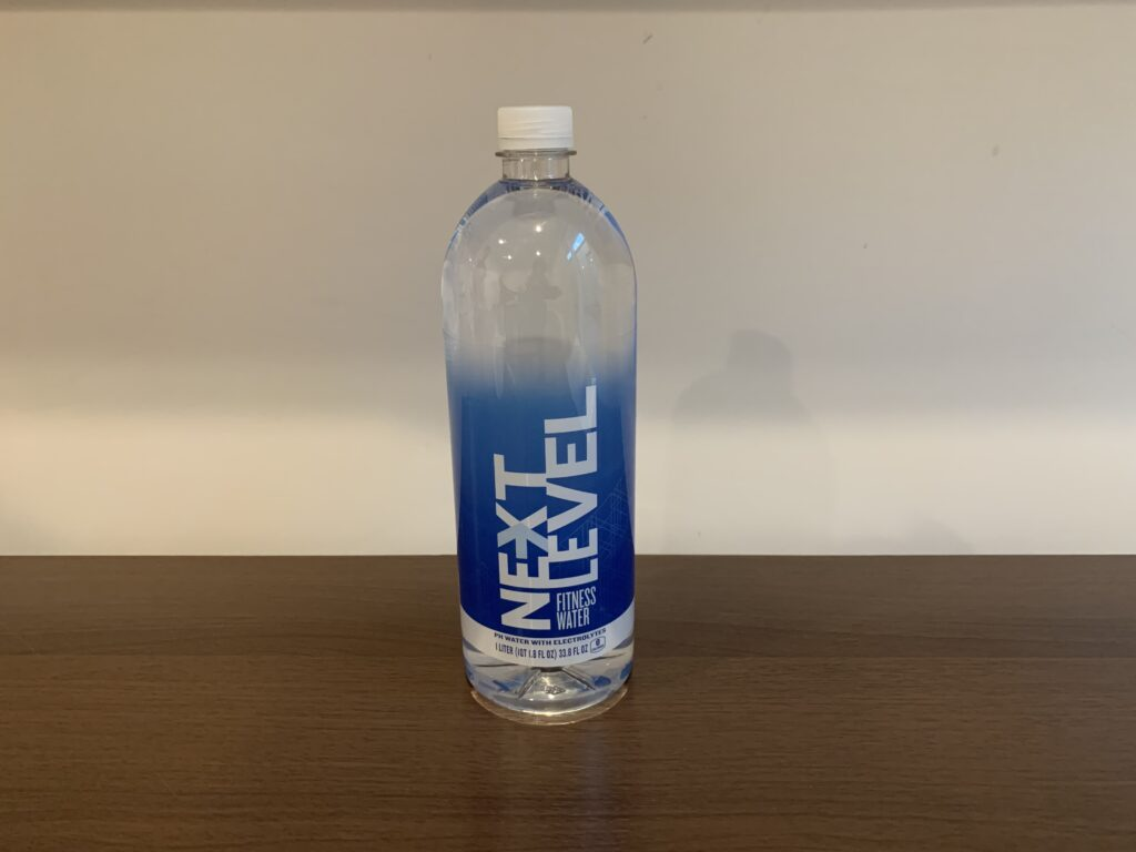 Next Level Fitness Water Test