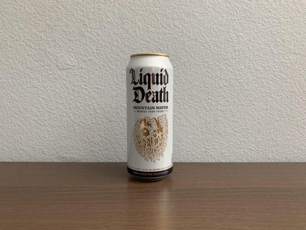 Liquid Death Water Test